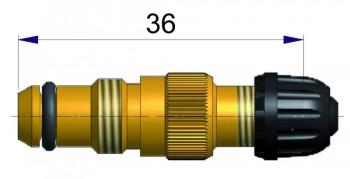 Вентиль с гидравлическим ниппелем R-1139-2